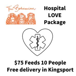 Hospital LOVE Package